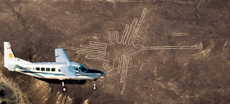 Paracas – Huacachina – Sobrevuelo Líneas de Nazca