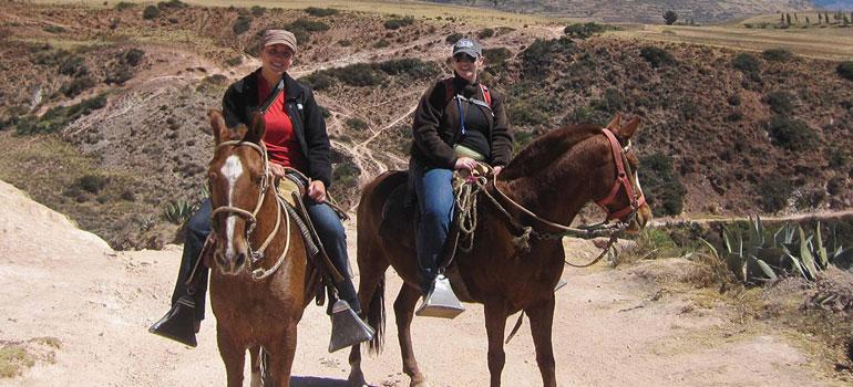 Paseo a Caballo en Cusco